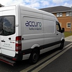 Accuro Hard Services vehicle